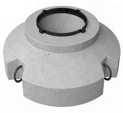 Крышка для колодца УОП-6